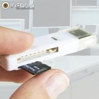 Recuperador de Dados USB e Cartões SD