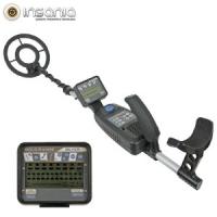 Detetor de Metais Digital Pro 4 com LCD