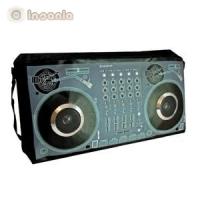boombox, saco, mochila, retro, leitor, mp3, cd, rádio, fm, música, aulas, regressoaulas, diamusica, Última Oportunidade, Promoção, Poupança, Retro