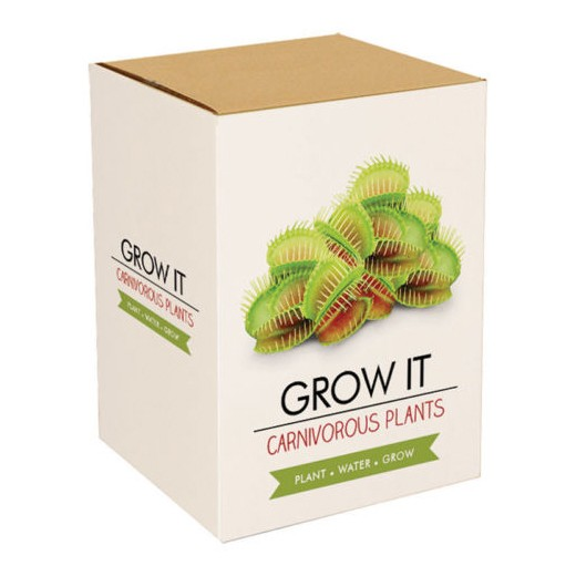 Grow It: Plantas Carnívoras