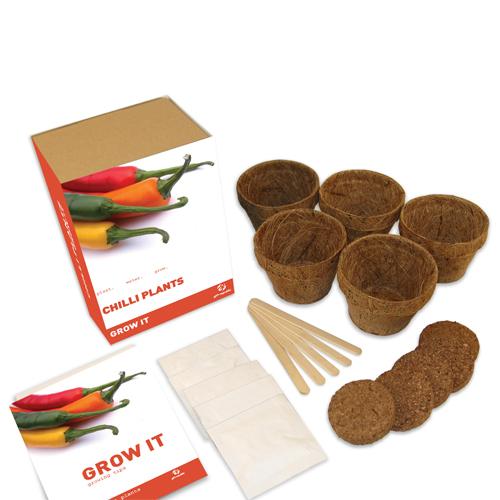 Grow It: Malaguetas