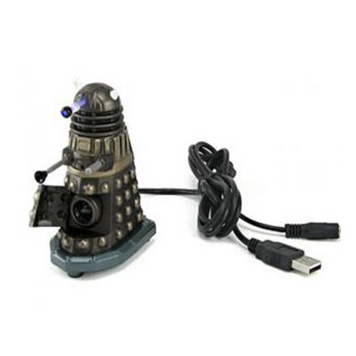 Dr. Who Dalek USB Webcam & Microfone