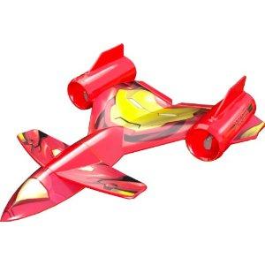 Avión Iron Man