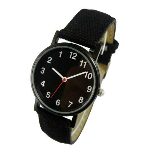 Relógio de Pulso ao Contrário