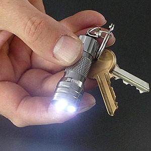 Mini Lanterna LED MicroLite (Entrega em 24h)
