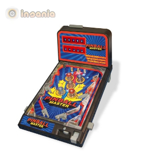 M quina de mesa pinball master portes gratuitos e for Pinball de mesa