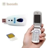 Recuperador de Dados de Cartão SIM + Adaptador MicroSIM