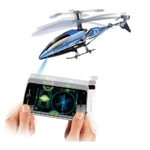 Heli Smart Control Sky 3 Canais iPod/iPhone/iPad/Android (Entrega em 24h)