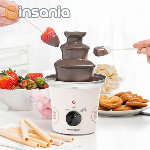 Fonte de Chocolate Feira Popular