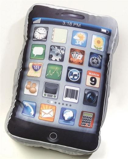 Almofada Tipo iPhone I-Pillow