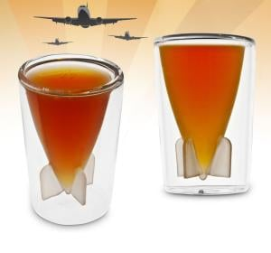 Copos de Shot Bombs Away (Pack 2) Fred