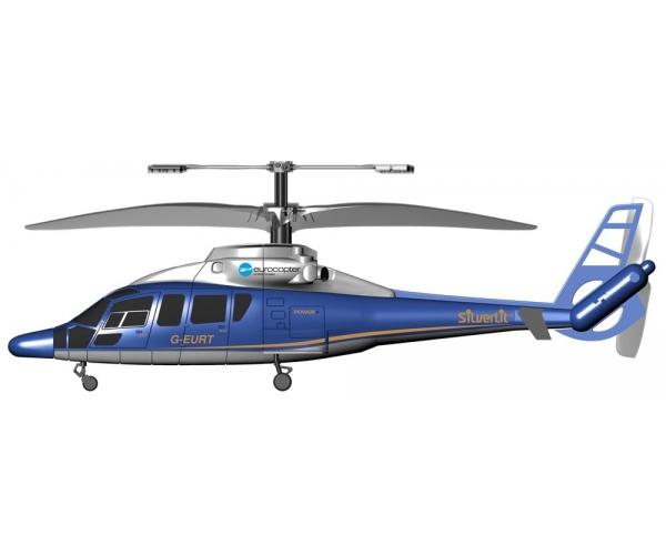 Heli Eurocopter Dauphin EC155