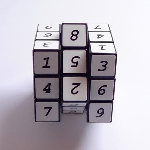 Puzzle Cubo Sudoku