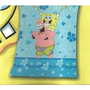 Manta Coral SpongeBob (Entrega em 24h)