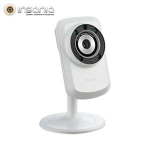 Câmara IP C/Detector Movimentos D-Link DCS-932L