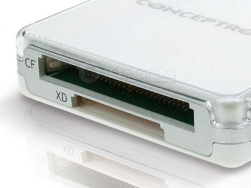 Leitor Multi-Cartões de Memória All-in-One USB
