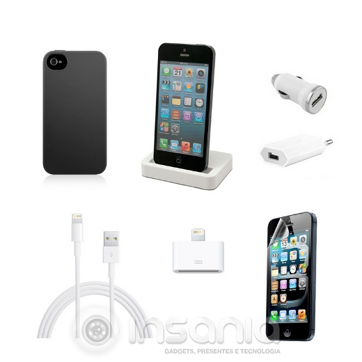 Pack Essencial iPhone 5