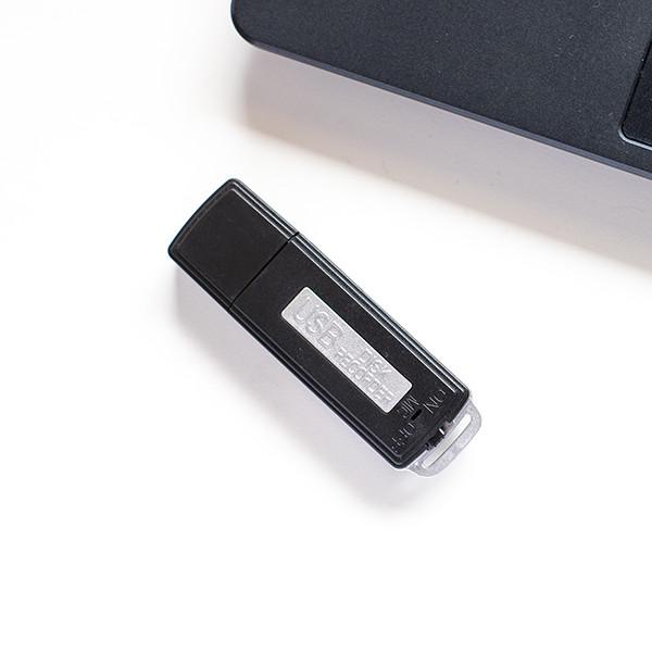 Gravador de Voz USB 8GB