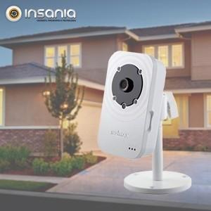 Cámara IP con Detector Movimientos Edimax IC-3166W