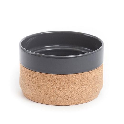 Taça de Cereais Cinza