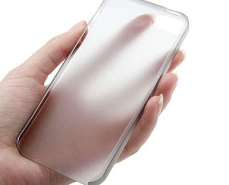 Capa Ultra-Fina para iPhone 5