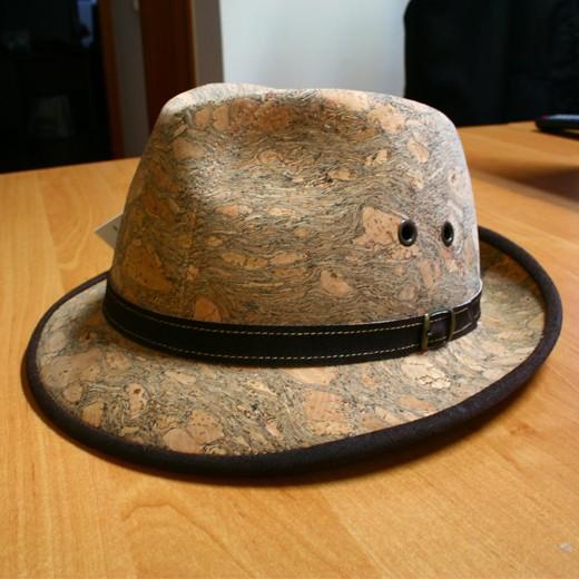 Chapéu Clássico Cortiça