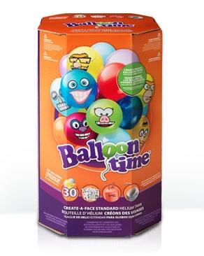 Kit helio crea tu cara 30 globos env o gratuito e - Llenar globos con helio ...