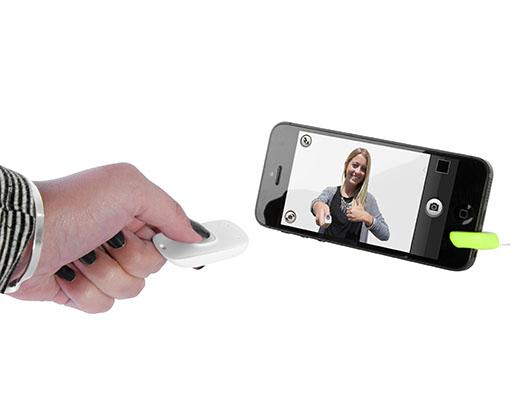 Disparador de Fotos Sem Fios iPhone/iPad