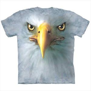 T-Shirt Face Águia (Entrega em 24h)