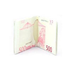 Carteira Original Nota de 500€