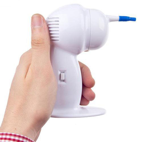 Aspirador Limpia Oídos