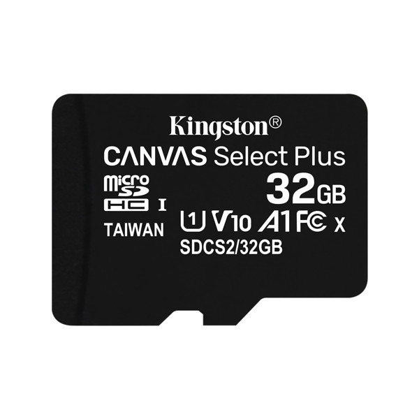 Cartão Kingston Micro SD C/ Adaptador SD 32GB