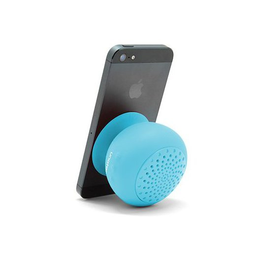 Coluna Altifalante Bluetooth Maxkeeper Azul