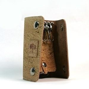 Porta-chaves 6 Ganchos em Cortiça (Entrega em 24h)