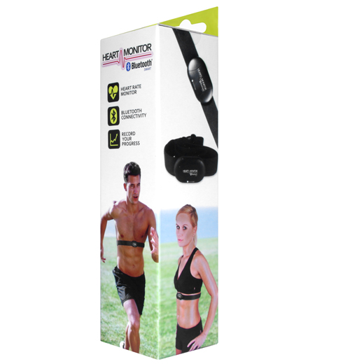 Monitor Cardíaco Bluetooth