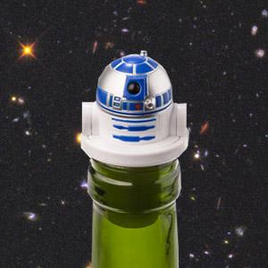 Rolha R2-D2 Star Wars (Entrega em 24h)