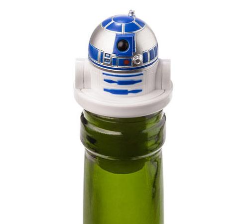 Rolha R2-D2 Star Wars