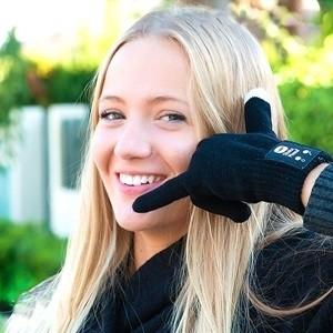 Luvas Bluetooth Mãos-Livres (Entrega em 24h)
