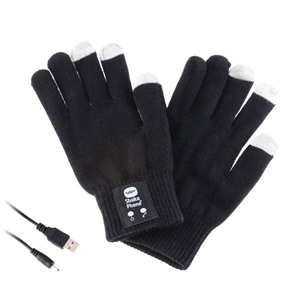 Luvas Bluetooth Mãos-Livres