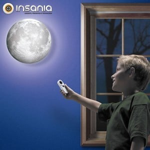 Lua no meu Quarto