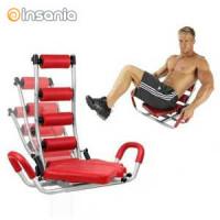 Fitness, Prepare-se para o Verao, Desporto, Aparelhos para Abdominais, Poupança
