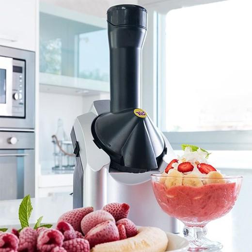 Máquina de Fazer Gelados Yogu-Joy