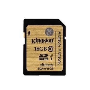 Cartão Kingston SD 16GB (Entrega em 24h)