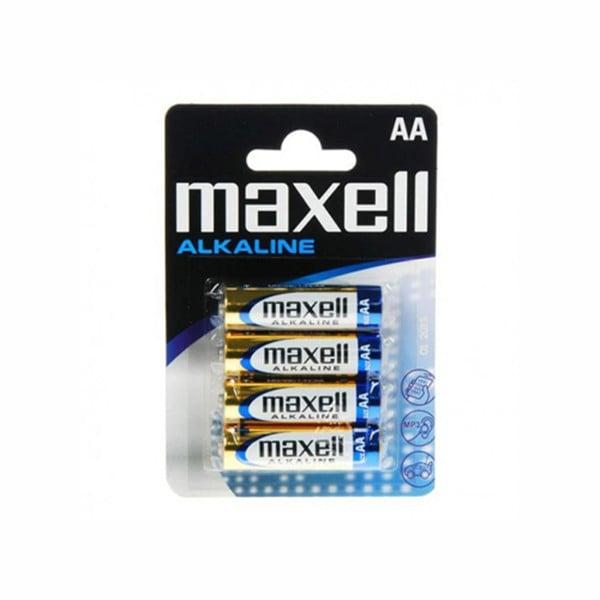 Pilhas Alcalinas Panasonic AA (Pack 4)