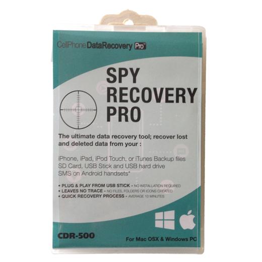 Recuperador de Dados Spy Recovery Pro