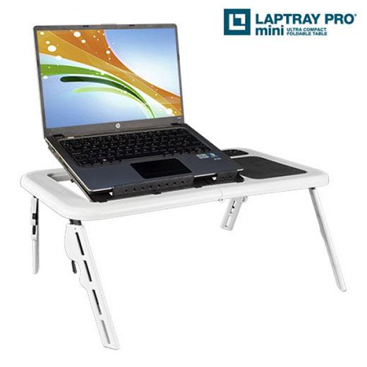 Mesa para el port til con ventiladores entregas r pidas - Mesa para ordenador portatil ...