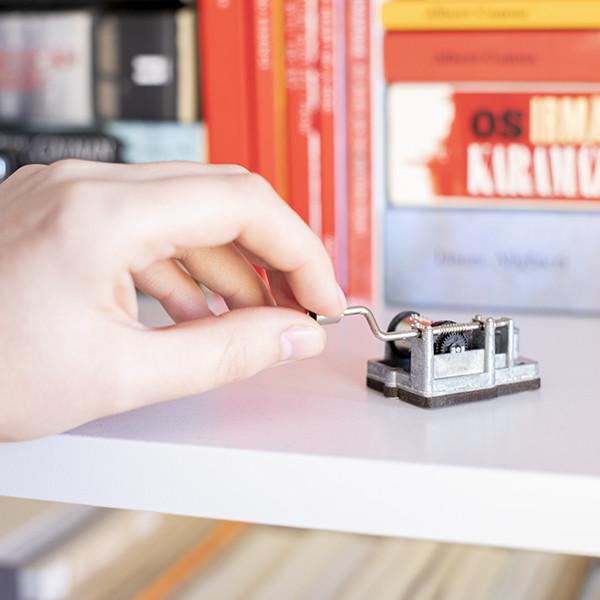 Caixa de Música Feliz Aniversário