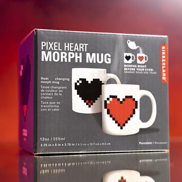 Caneca do Amor Pixel
