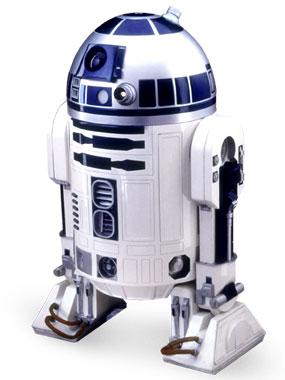 Caneta Flutuante R2-D2 Star Wars
