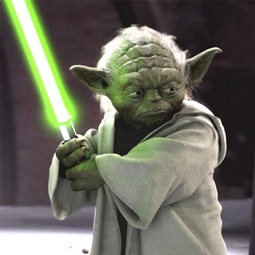 Wacky Wobbler: Star Wars - Yoda
